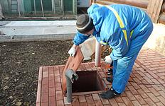 сделать сервис системы водоснабжения
