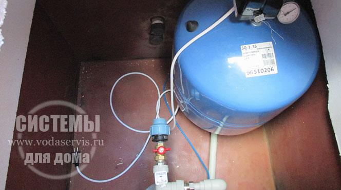 Гидроаккумулятор для системы отопления своими руками 17