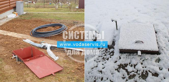 Обслуживание скважины гидроизоляция шпатлевки штукатурки